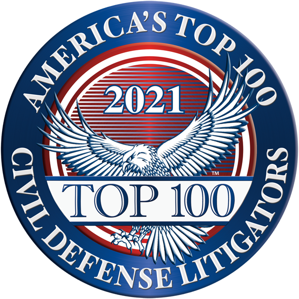 America's Top 100 Civil Defense Litigators®